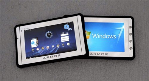 DRS推三款三防平板 涵盖安卓和Win平台