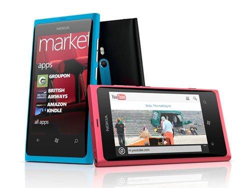行货Lumia 800将上市 售价看齐iPhone
