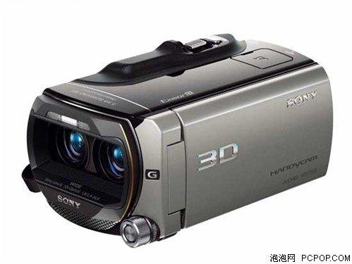 3D双镜头摄像机 索尼TD10E促销7180元
