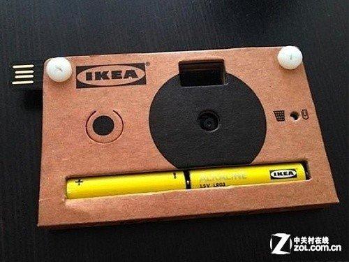 纸糊的相机不是最绝 史上搞怪相机盘点