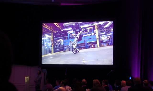 我相信,这就是科幻片中未来的机器人