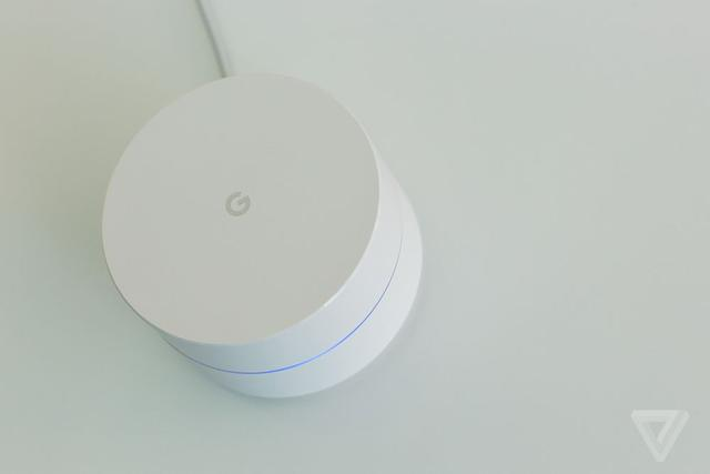 Google Wifi路由上手 各个房间中的白色小精灵