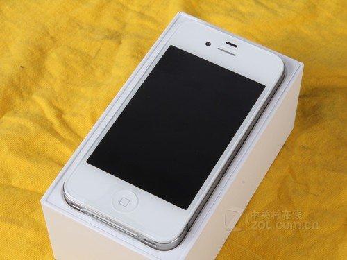 9日行情:白色iPhone 4售4299元