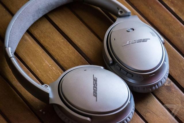 Bose QC35评测 市面上最好的无线降噪耳机