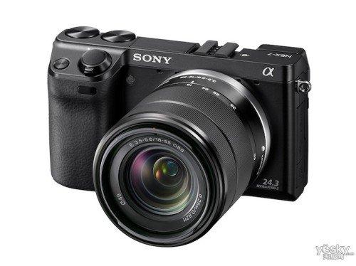 超高品质微单相机推荐 索尼NEX-7领衔