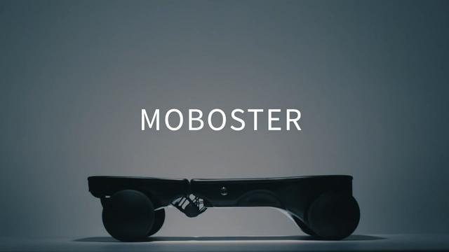 可折叠的迷你电动滑板 安全稳定还可安装配件