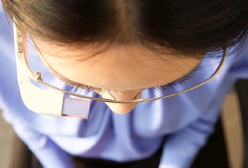 寒武计划:中国谷歌眼镜?酷镜智能眼镜发布