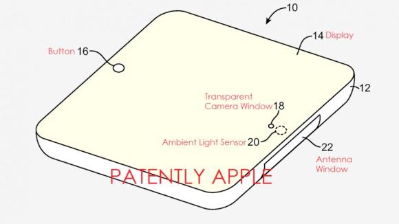 苹果手腕设备专利曝光 单按键设计或是iWatch