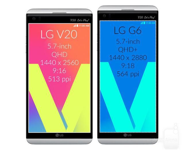 LG G6发布时间选在这一天 头号对手锁定三星S8