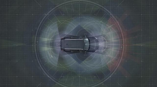 沃尔沃推出Drive Me自动驾驶汽车计划