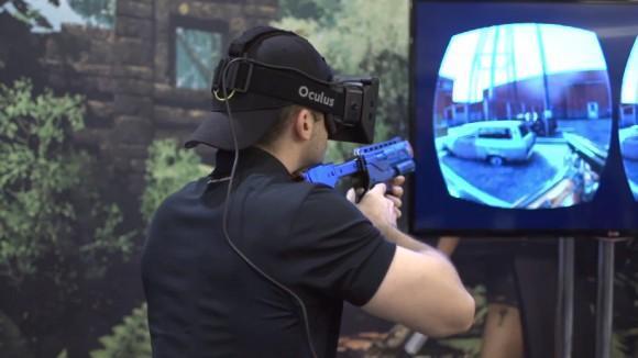 虚拟现实跑步机到底是个什么鬼? AR资讯 第11张