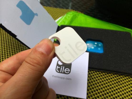 便宜又好用 Tile蓝牙追踪标签能帮你找东西