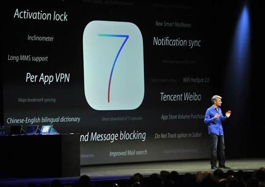 iOS 7.1:被苹果玩坏了的系统 你中枪没?