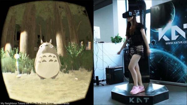 虚拟现实跑步机到底是个什么鬼? AR资讯 第12张
