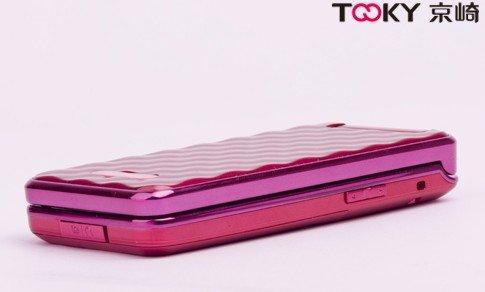 华丽不浮夸 TOOKY-E661手机评测