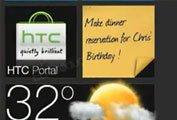 WP7 HTC sense界面应用