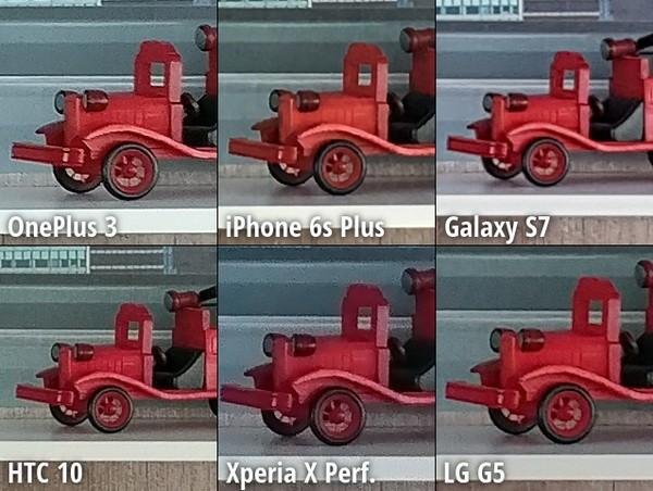 外媒评6款主流智能手机拍照:HTC 10竟第一?