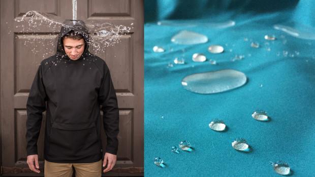 穿上这套时尚轻便的运动服 雨里狂奔雪里打滚特别爽