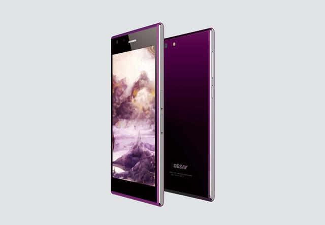 德赛魔镜X5发布 首款千元以内蓝宝石手机