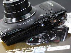 15倍光变便携长焦 富士F605仅售1600元