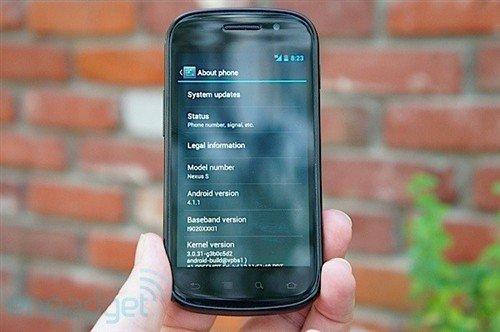 谷歌放出Nexus装置Android 4.1版镜像
