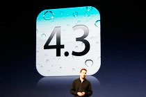 预装iOS4.3