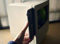 把iPad插到Mac里