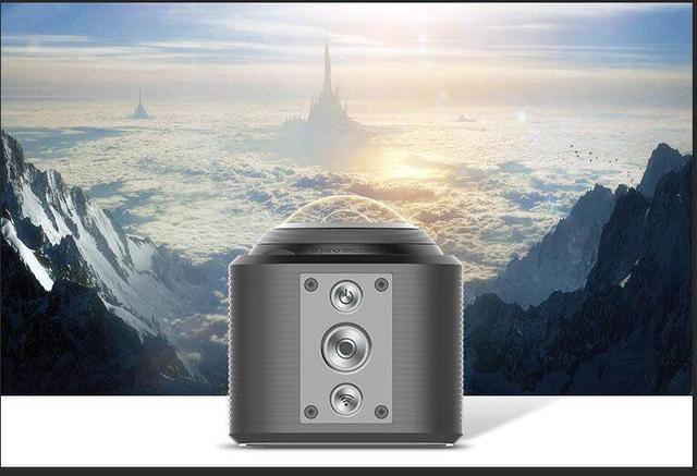【寒武】Camorama 4K全景运动摄像机发布 支持VR