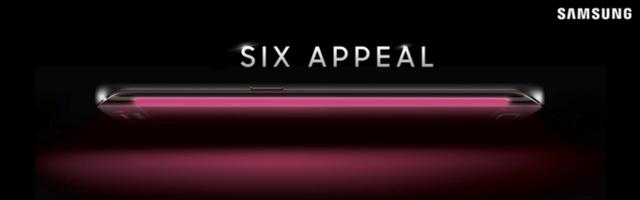 三星S6侧面照首曝 Home键用按压式指纹传感器