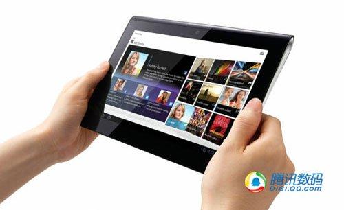 索尼全新平板电脑Tablet S将在近日发布