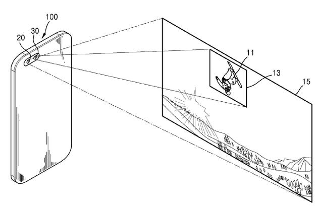 三星申请双摄像头专利 兼具广角和远距镜头