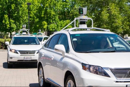 谷歌自动驾驶新专利 自主判断最佳上车下车地点