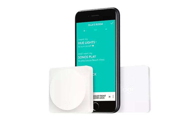 罗技Pop开关搭载苹果Homekit 让你玩转智能家居