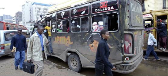 谷歌为何肯尼亚公共交通系统如此感兴趣?