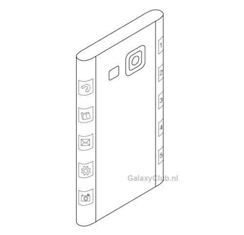 三星GALAXY Note 4现身官网 或配三面柔性屏