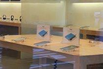 店内已经摆满了iPad2