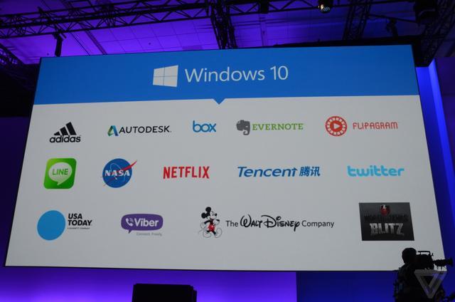微软的Win10融合理念是一盘大棋