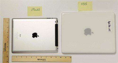 苹果12寸iPad原型曝光 厚一倍无Home键