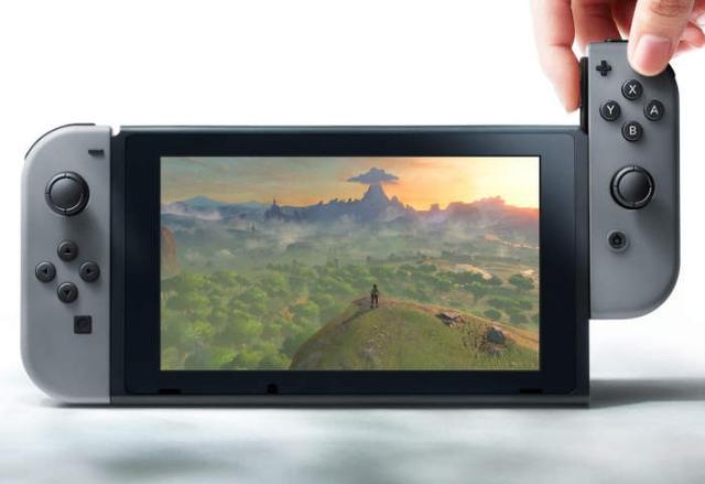 终于要揭开真面目了 任天堂将为Switch办体验会