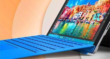 ��Surface Pro 5��Ϣ���ܣ���10�·���