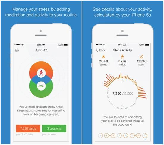 10款最佳HealthKit兼容健身健康应用