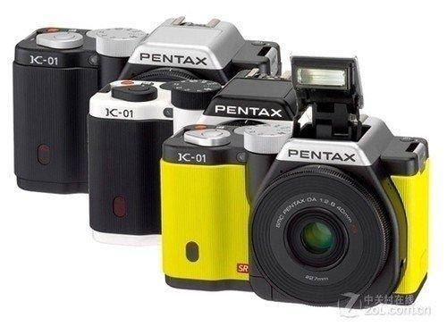 单电相机新贵 宾得k01套机亚马逊促销中
