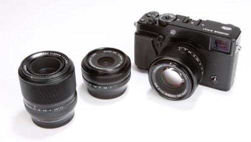 传富士6月27日发布X-Pro 1新款XF镜头