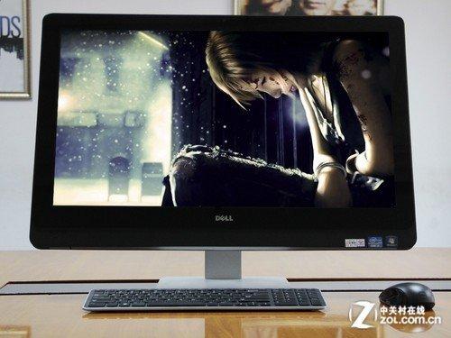 配新i7四核 戴尔XPS One 2710高配开卖