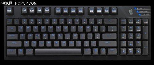 樱桃mx键轴 酷冷推出tk游戏机械键盘