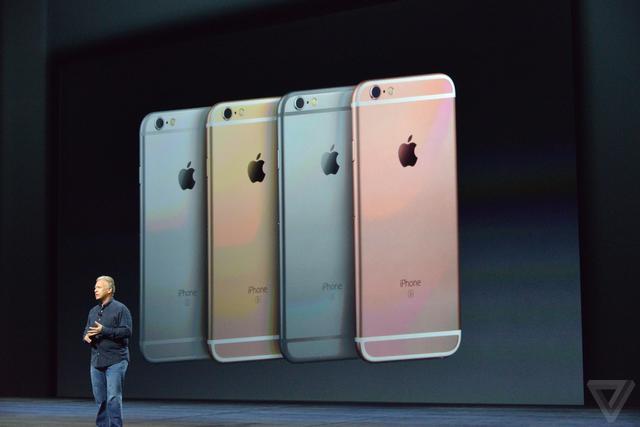 9月25日中国首发iPhone 6s 苹果发五款新品