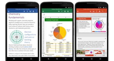 微软新合作 将在联想和摩托罗拉手机中预装Office应用