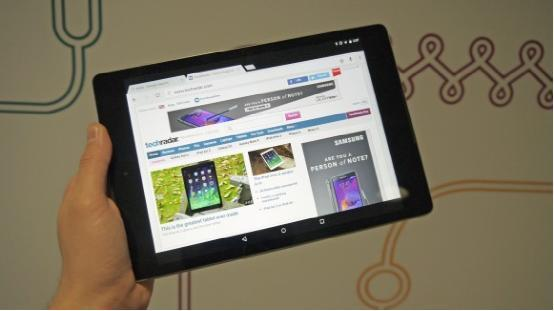 Nexus 9上手体验 综合表现优秀价格适中