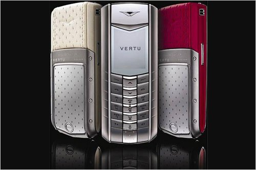 Vertu下個月推首款安卓智能機售人民幣兩萬五