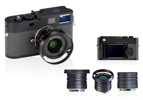 搭载全新28mm镜头 徕卡推出M9-P限量版